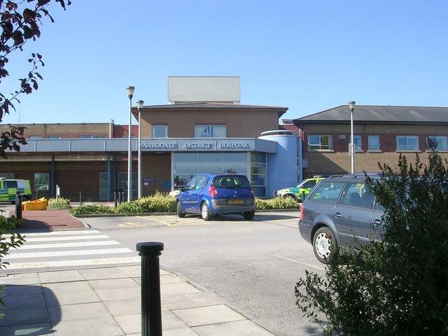 Harrogate District Hospital - Lancaster Park Road