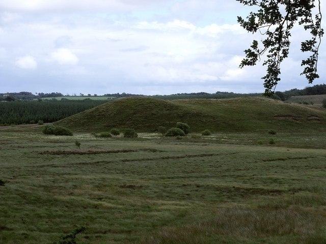 Fannyside Muir, Scar Hill