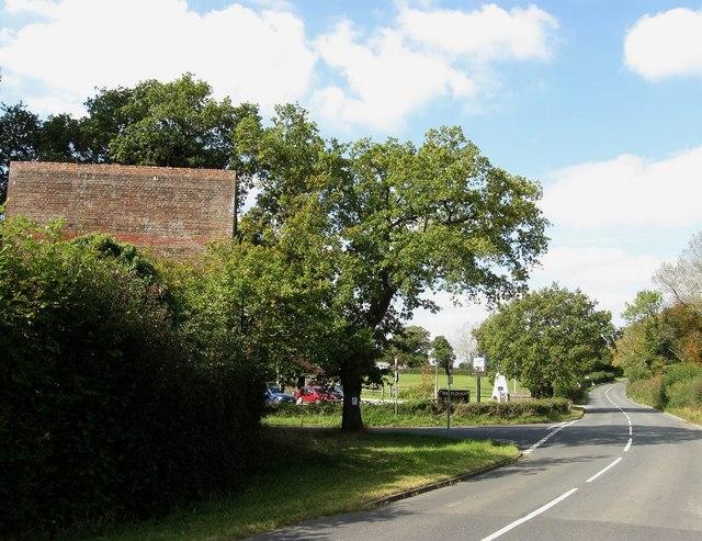 South Road, Plumpton Crossways