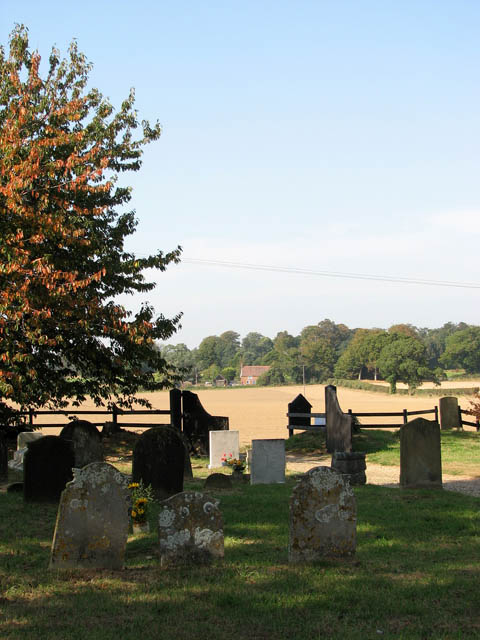 Field adjoining St Mary's church