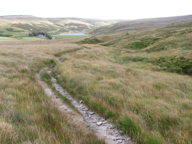 Pennine Way by Blakely Clough