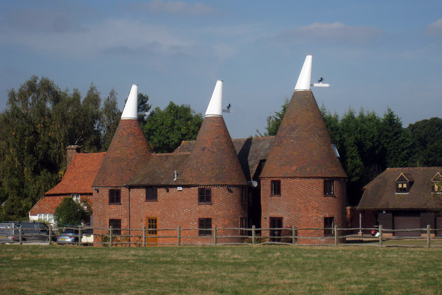 Manor Farm Oast, Lower Haysden Lane, Tonbridge, Kent