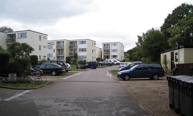 Devondale Court holiday flats, Dawlish Warren