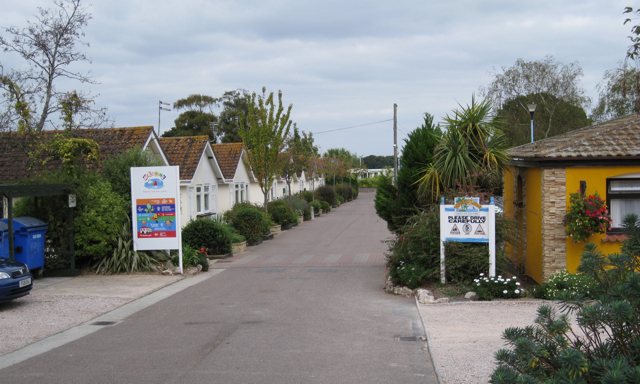 Welcome Family Holiday Park, Warren Road