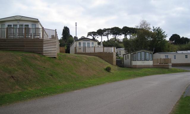 Peppermint Park holiday homes, Dawlish Warren
