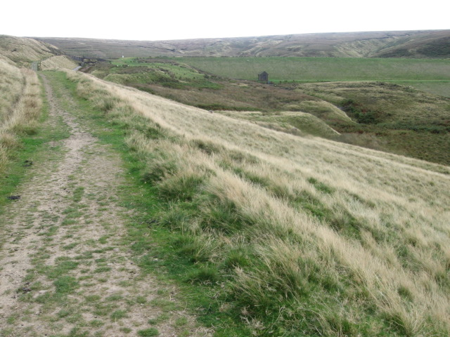 Pennine Way towards Wessenden Head Reservoir
