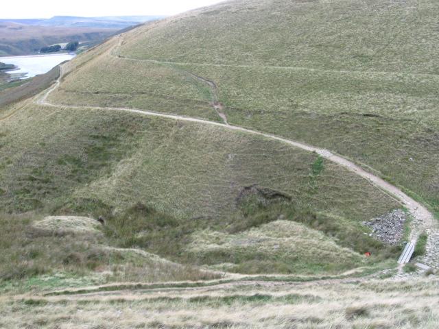 Pennine Way towards Wessenden Reservoir