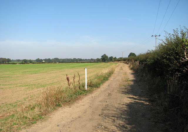 The Angles Way from Somerleyton to Ashby