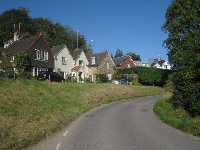 Houses on Abinger Road