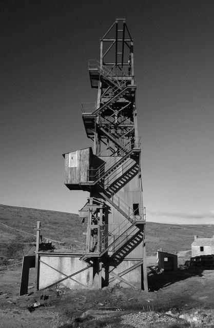 Grove Rake Mine