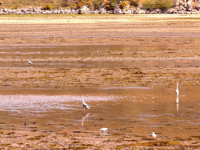 Dundonnell River mouth