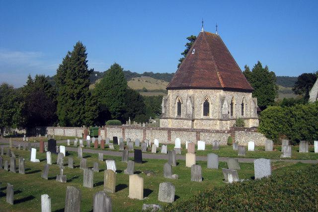 Nonconformist Chapel, Dorking Cemetery
