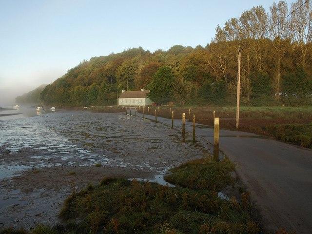 Tidal Road, Aveton Gifford