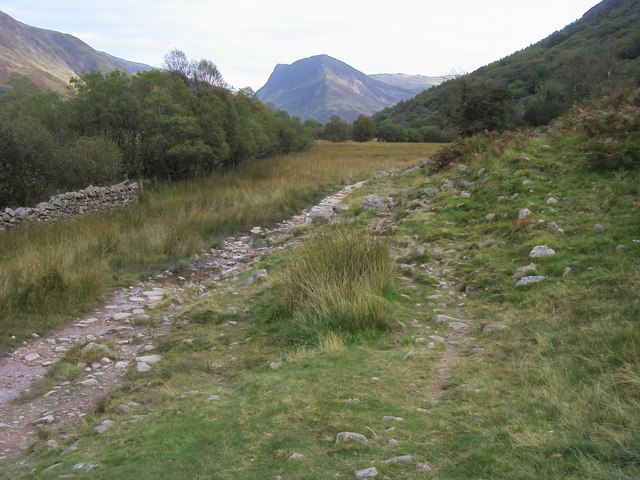 Footpath to Buttermere