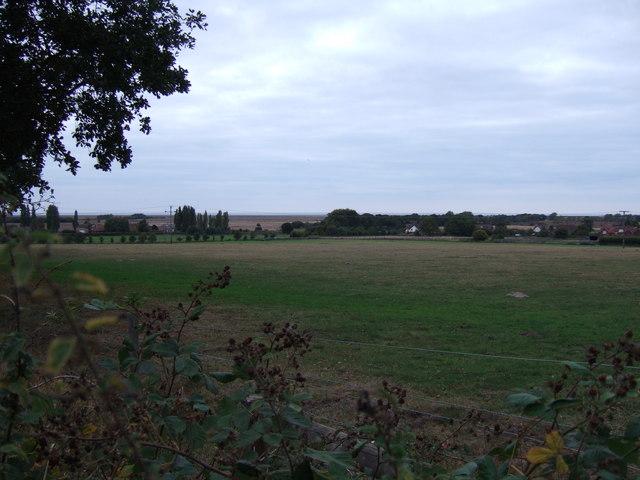 Grazing land in Wolferton