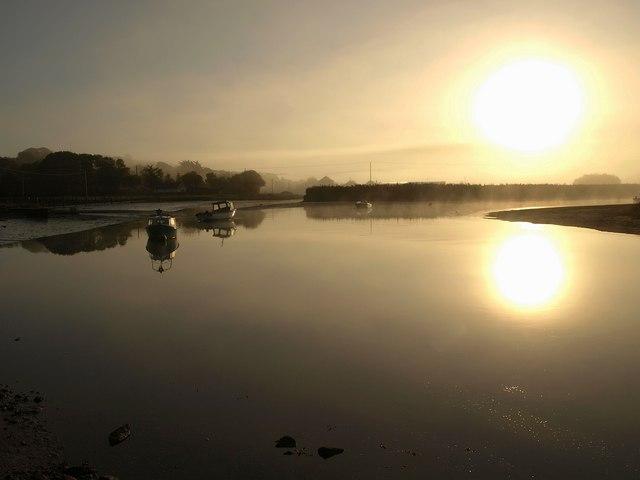 Avon estuary