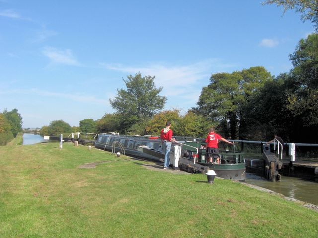 Grand Union Canal – Ivinghoe Bottom Lock No 32