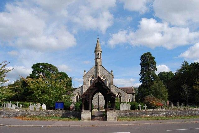 St. Mary's Church in Church Road (1)