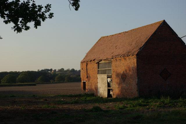 Barn near Ufton