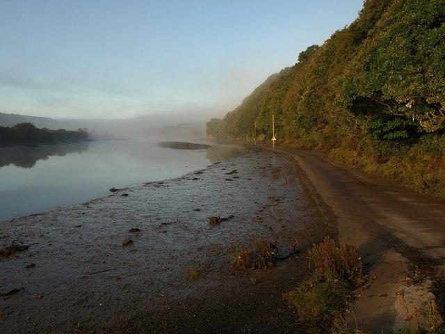 Tidal Road, Avon estuary