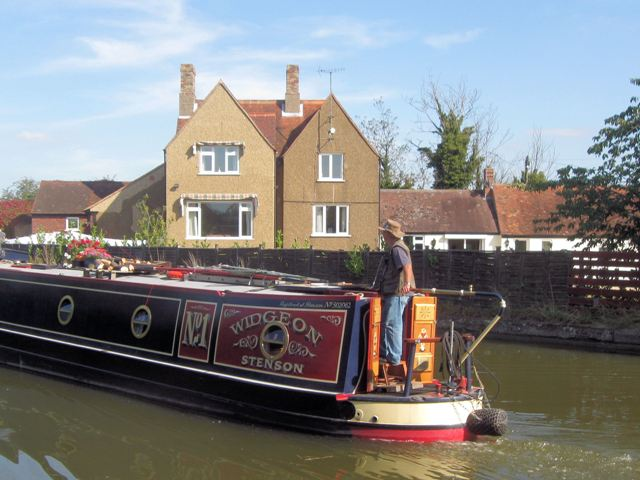 Grand Union Canal - Former Brownlow Arms Public House