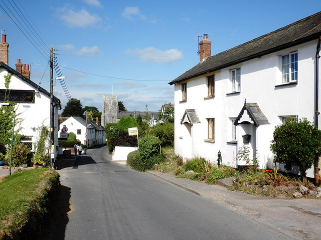 Church Road, Whimple