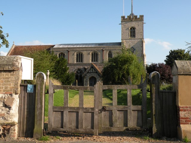 St. Laurence: the parish church of Foxton