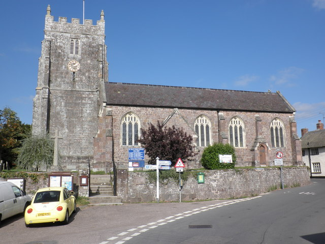 St Mary's Church, Whimple