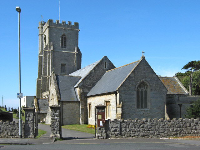 St Andrews Church, Burnham-on-Sea