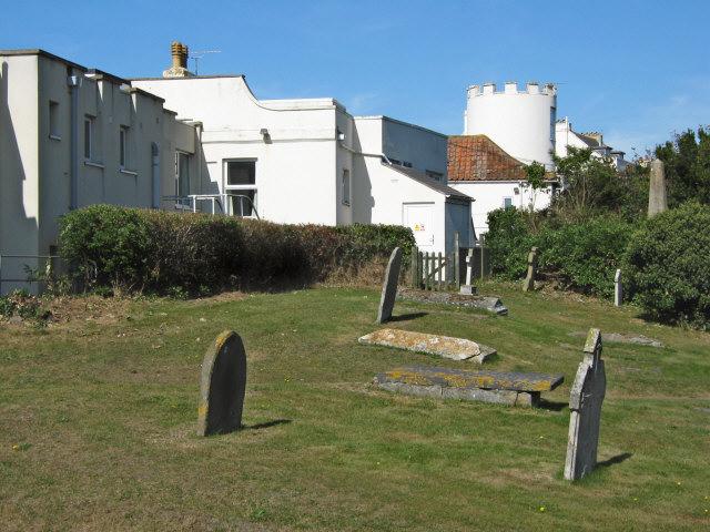 St Andrews Churchyard, Burnham-on-Sea
