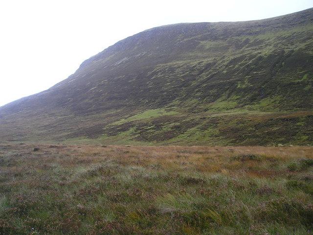 A'Chioch ridge