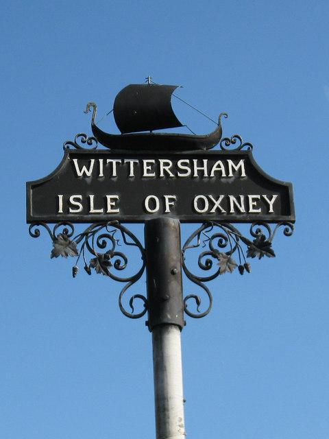 Wittersham Village Sign