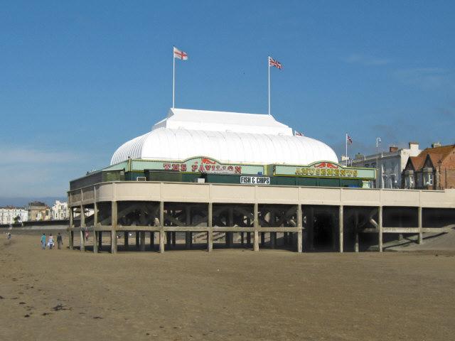 The pier, Burnham-on-Sea