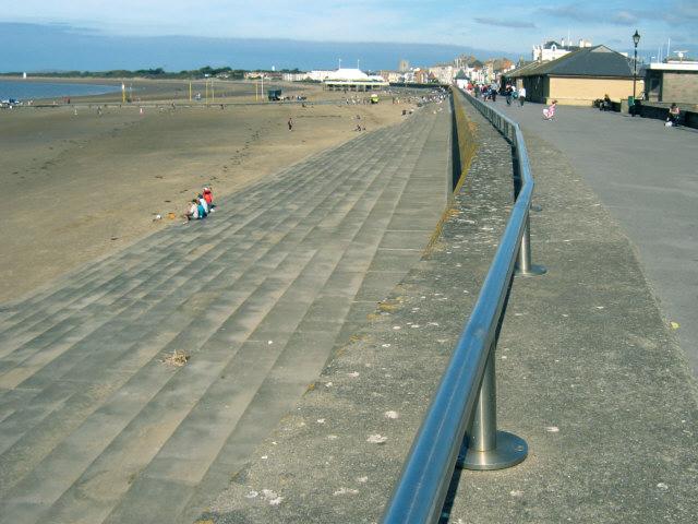 South Esplanade, Burnham-on-Sea