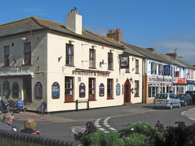 The Somerset & Dorset, Abingdon Street, Burnham-on-Sea