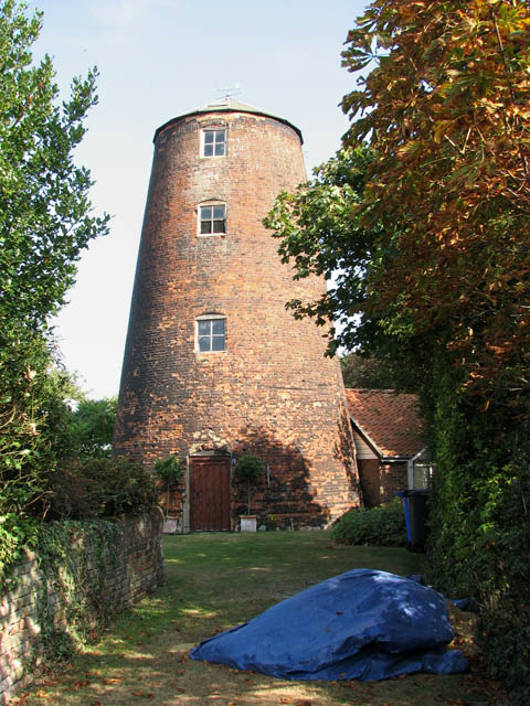 Blundeston Mill / Mill House