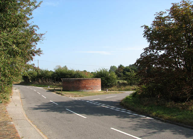 The old Pound in Blundeston