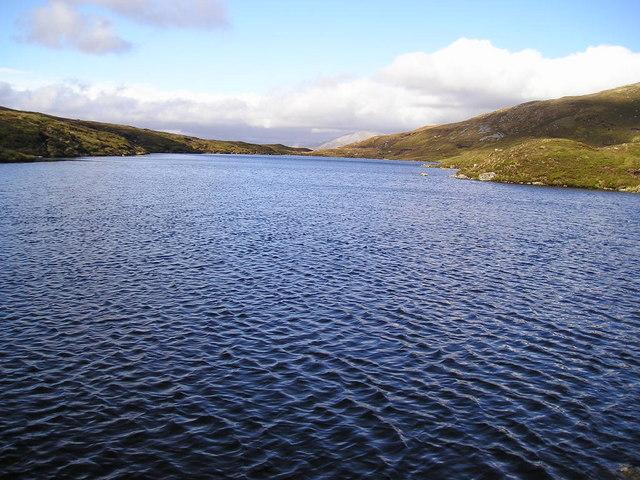 Loch Cul a'Mhill