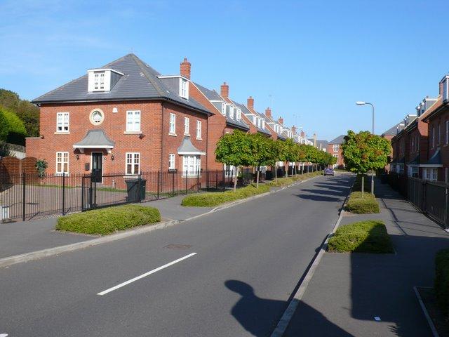 Lidbury Square, Mill Hill