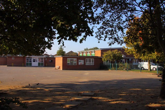 Church Cowley St James Primary School in Bartholomew Road