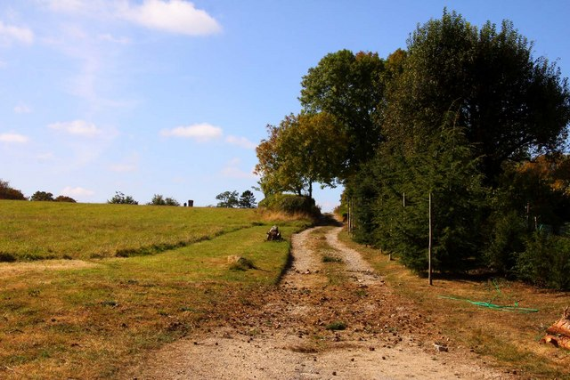 Grosvenor Road on Harcourt Hill