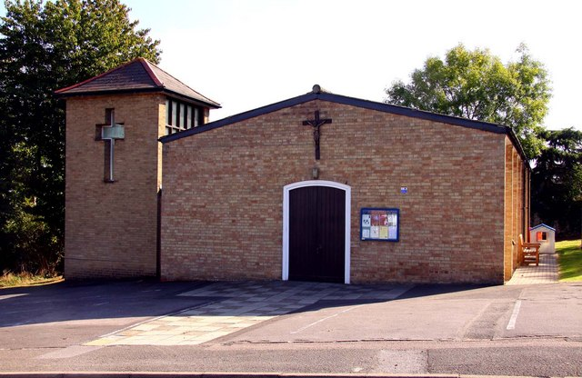 Our Lady Of The Rosary Catholic Church in Botley