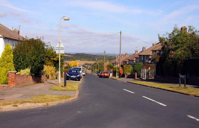 Cedar Road in Botley