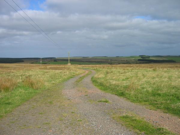 Track to Hagdon