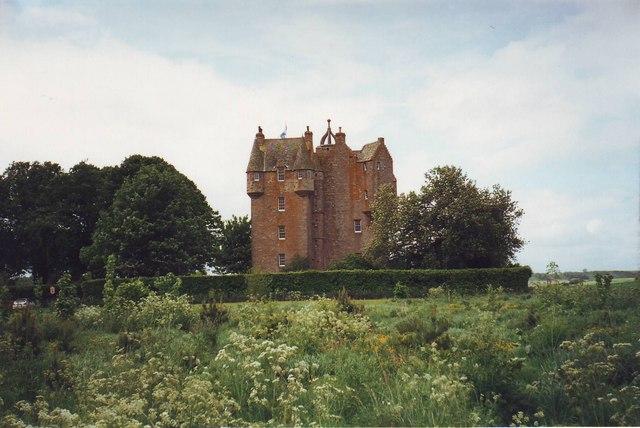 Castle Stuart, east of Inverness