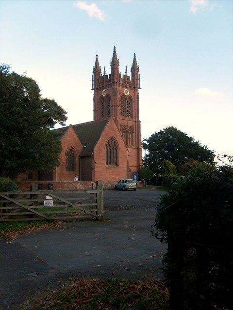 Enville Church