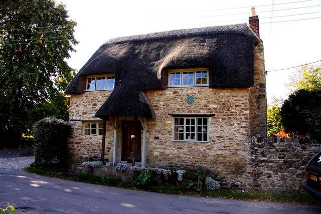 Ruskin Cottage in North Hinksey Lane