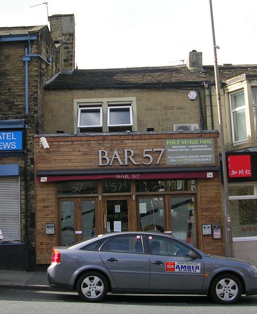 Bar 57 - Lidget Hill