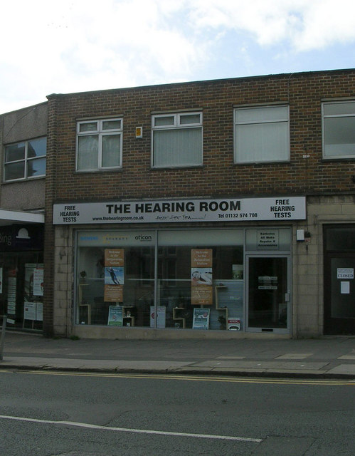 The Hearing Room - Lidget Hill