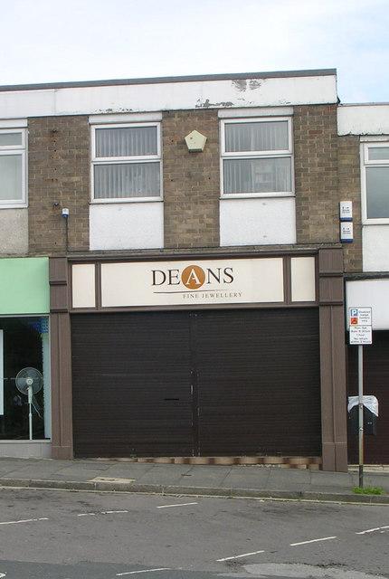 Deans Jewellers - Lidget Hill